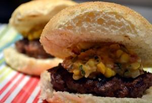 Pete's Smokey Burger