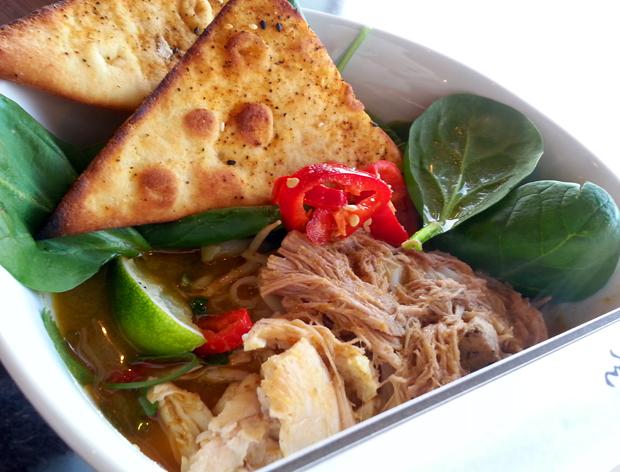 Noodles, thai hot pot